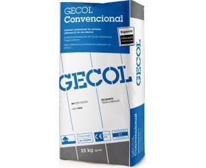 SACO CEMENTO COLA GRIS 25kg. GECOL