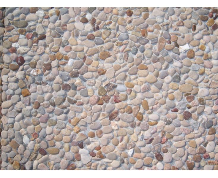 Baldosa piedra rio n 4 beige pavimento baldosas tolo Baldosa pared piedra