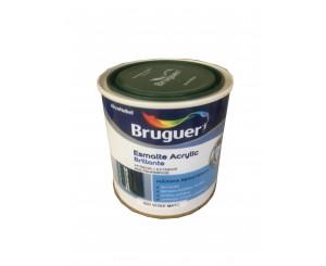 Bruguer esmalte acrilico negro brillante 250ml oferta - Pintura esmalte acrilico ...
