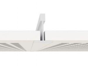 PLACA KNAUF DANOLINE PLAZA BORDE-A Q1T15/T24 60x60x0.95