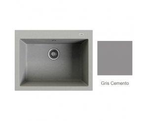 FREGADERO SELECT-660 660x515 1C GRIS CEMENTO