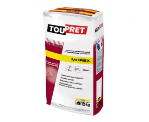 TOUPRET MUREX 15kg. MASILLA REPARACION