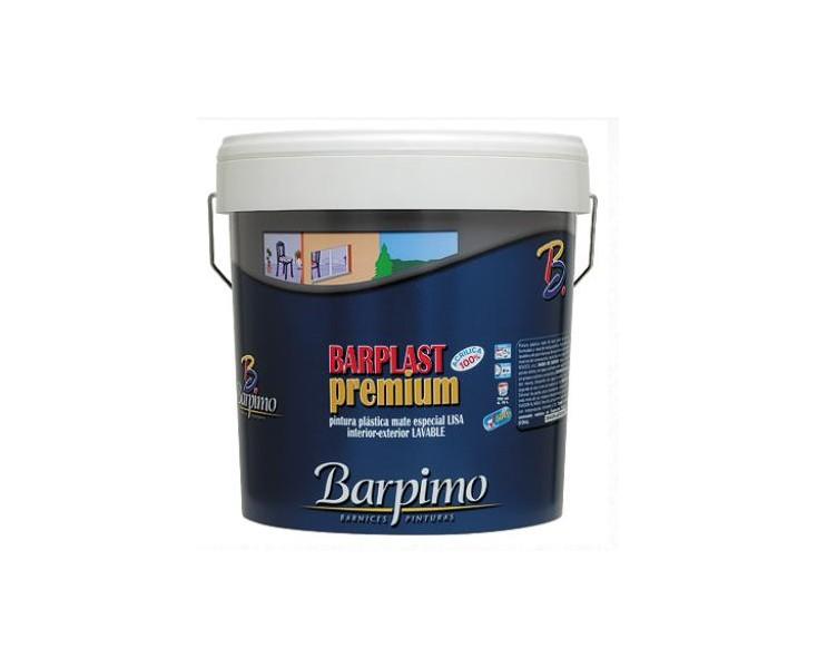 Barplast premium blanco 750ml oferta interior pinturas - Oferta pintura interior ...