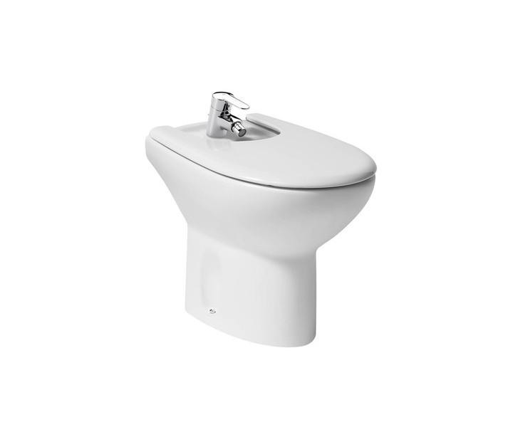 Bide victoria sin tapa blanco wc y bides sanitario for Tapa wc victoria