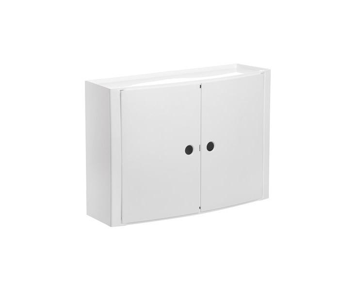 Bathroom Cabinet Horizontal White 46x15 5x32 Offer