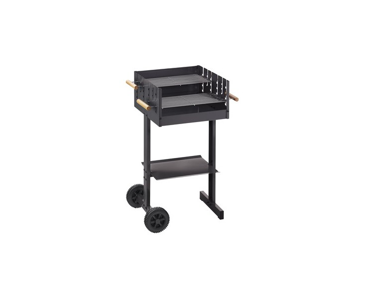 BARBACOA CARBON BOX 46x46 - B4646 OFERTA