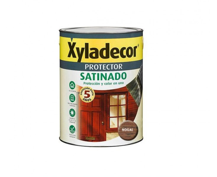 XYLADECOR PROTECTOR SATINADO 750ml. NOGAL