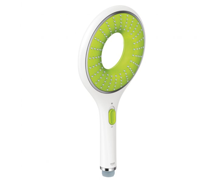 TELEDUCHA RAINSHOWER ICON BLANCO/VERDE OFERTA